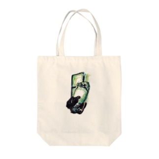 gyakkou Tote bags