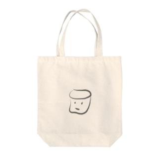 ナニか Tote bags