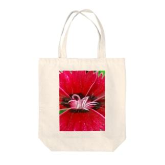 情熱的に・・・ Tote bags