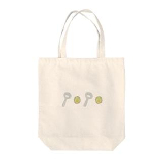王冠ちゃんと栓抜きちゃん Tote bags