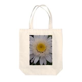 真っ白く・・・清らかに Tote bags