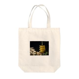 美しい世界JAPAN~日本に京都があってよかった Tote bags