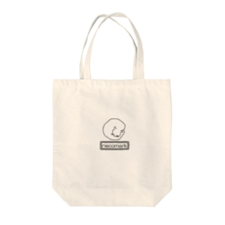 Necopoints iPhoneケース Tote bags