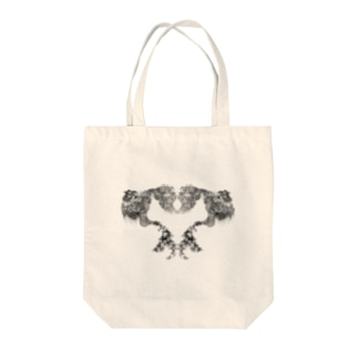 【Heart Rocaille】 Tote bags