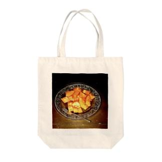 パパイヤ Tote bags