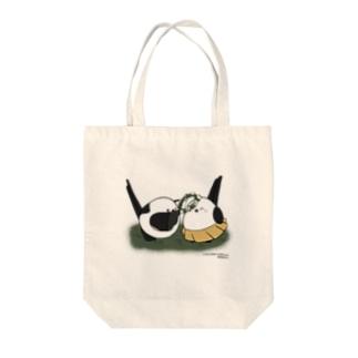 ナガオくんとシマエちゃん Tote Bag