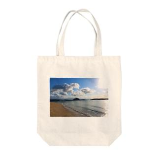 瀬戸内海 Tote bags