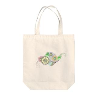 FLOWER ♯1 Tote bags