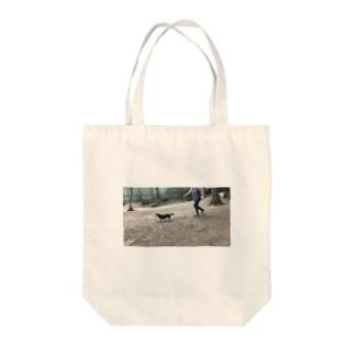 わ〜ってなってる Tote bags