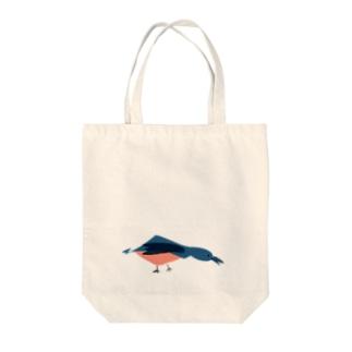 アルクトリ Tote bags