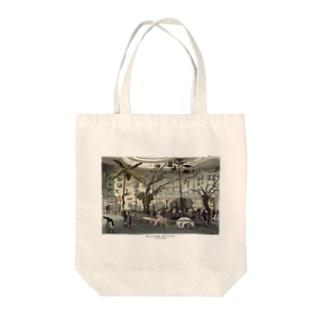 ブルックリン美術館 - The British Library Tote bags