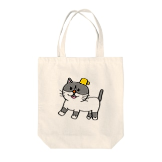 名もないネコ(仮) Tote bags