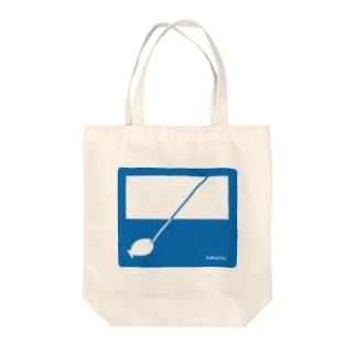 bakucho Tote bags