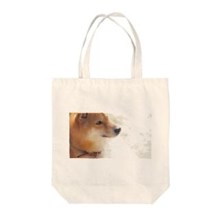 しばわんこ Tote bags