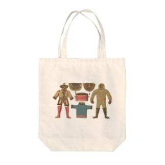 エスキモーの暮らし<アンティーク・イラスト> Tote bags