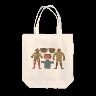 古書 天牛書店のエスキモーの暮らし<アンティーク・イラスト> Tote bags