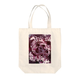 葉っぱの世界 Tote bags