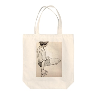 drowing I Tote bags