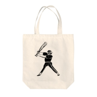 Baseball Tote bags
