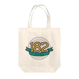 182ロゴ_2 Tote bags