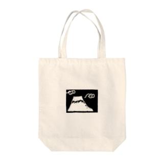 富士ちゃん2♪ Tote bags
