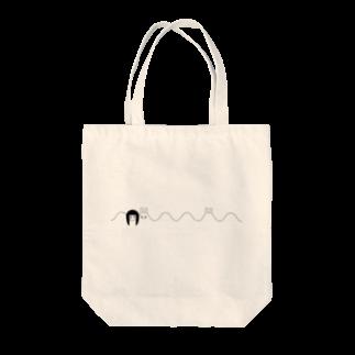 fslasht(青)のPatsuPyong (left) Tote bags