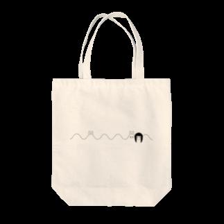 fslasht(青)のPatsuPyong (right)  Tote bags