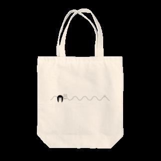 fslasht(青)のPatsuPyong (left rev.2) Tote bags