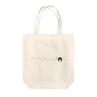 fslasht(青)のPatsuPyong (right rev.2) Tote bags
