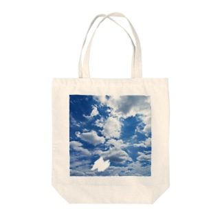 空の向こう側 Tote bags