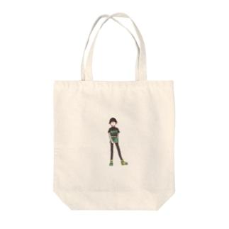 melon boy Tote bags