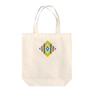 チマヨyellow Tote bags