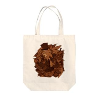 ちょこ Tote bags