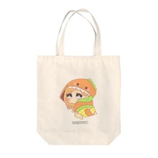 ダヒョン 着ぐるみ赤ちゃんキャラ Tote bags