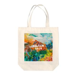 CBJAM2018 Tote bags