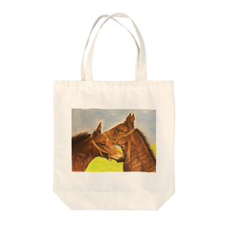 Bambiのなかよし Tote bags