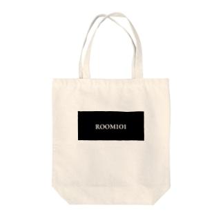 1F角部屋 Tote bags