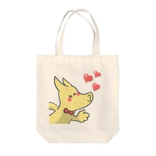 ピカロン Tote bags