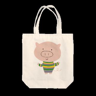 tankovuのおだやかブーちゃん Tote bags