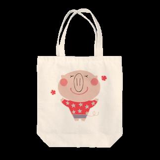 tankovuのブーちゃん喜びMAX Tote bags