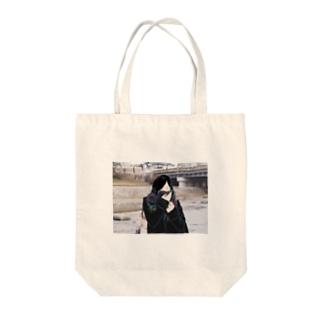 男子(ダッフルコート) Tote bags