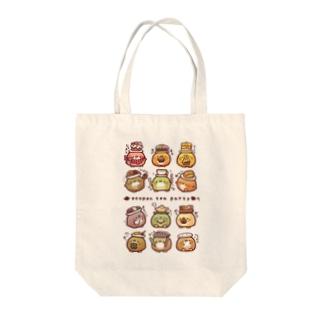 ティーパーティー Tote bags