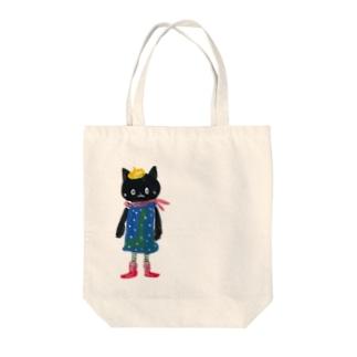 ねこびとさん(Pippi) Tote bags