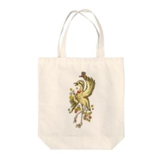 オーストラリアイシチドリさん Tote bags