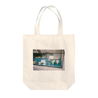 喫茶店 Tote bags