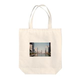Osaka Tote bags