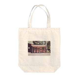 動物園 Tote bags