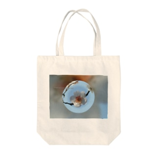 光景 sight737 梅  花 FLOWERS  宙玉(そらたま) Tote bags