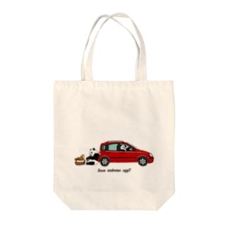 イタリアの車がすき2★ Tote bags