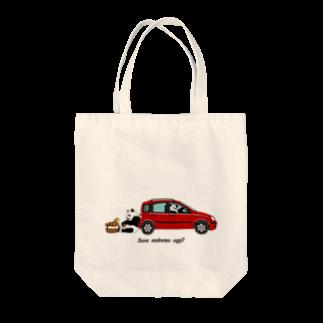 Moooooo!のイタリアの車がすき2★ Tote bags